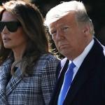 Дональд и Мелания Трамп прибыли на траурную церемонию в Питтсбург — но евреи ему не рады