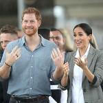 Принц Гарри насмешил Меган Маркл мухами