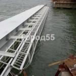 Обвал Керченского моста: в соцсетях пишут уже о двух поврежденных опорах (видео)