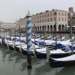 Венеция из-за шторма ушла под воду на три четверти