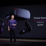 Facebook представила очки виртуальной реальности. ФОТО