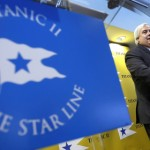 В Китае построят второй «Титаник»