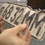Номер «москвича», убившего Цоя продают за 2 000 000
