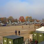 Крупнейшие учения авиации США в Украине (фоторепортаж)