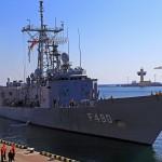 Украина планирует получить три современных американских фрегата