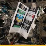 Странности — На МКС нашли дискеты с документами НАСА и программы для Windows 95