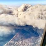 Адские пожары в Калифорнии — впервые за 100 лет (фоторепортаж)