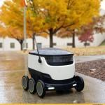 Британцы заменили почтальонов роботами.