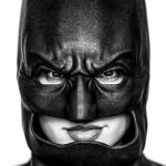 Чудо-женщина примерила костюм Бэтмена