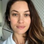 Ольга Куриленко не стесняется показывать естественную красоту (фото)