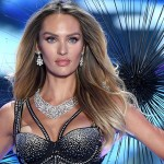 Кэндис Свейнпол приняла участие в Victoria's Secret через пять месяцев после родов (фото)