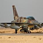 ВВС ЦАХАЛа показали F-16I «Суфа» с крылатыми ракетами «Далила» для дальних ударов