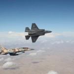 ВВС Израиля получили еще два самолета F 35