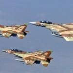 Израильские самолеты атаковали Дейр эз-Зор в Сирии, обойдя российские ПВО