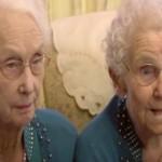 102-летние сестры-близняшки из Великобритании раскрыли свой секрет — алкоголь!