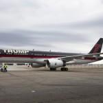 Самолет Трампа столкнулся с лайнером в Нью-Йорке