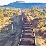 В Австралии грузовой поезд проехал несколько часов без машиниста