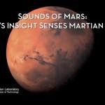 НАСА записало шум ветра на Марсе и опубликовала его (видео + звук)
