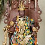 Африканский монарх работает автомехаником в Германии и правит народами Ганы и Того