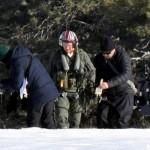 Тома Круза поймали на съемках «Лучшего стрелка 2″