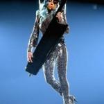 Леди Гага примерила костюм Мальвины