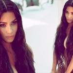 Ким Кардашьян опять опубликовала откровенные кадры несмотря на недовольство мужа