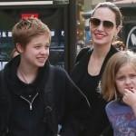 Анджелина Джоли натравила детей наПитта