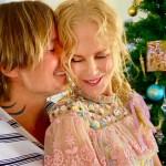 Николь Кидман показала насколько она счастлива со своим возлюбленным