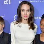 Анджелина Джоли считает что дети не должны быть послушными