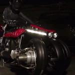 Французы сделали мотоцикл с реактивным взлетом! (видео)