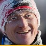 В Якутии при минус 50 провели марафон. До конца не добежал никто.