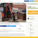 В Ливерпуле рабочий одной из строительных фирм разрушил лобби нового отеля, который сам же построил (видео)
