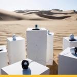 В пустыне Намибии установили колонки для вечного проигрывания одной песни