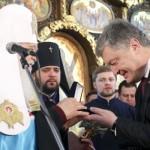 Нусс: упоминание имени Порошенко в Томосе соответствует роли и вкладу президента в этом историческом процессе