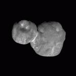«Космическая гантель» — «Новые горизонты» прислали детальное изображение странного астероида