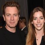 Дочь Эвана Макгрегора оскорбила отца в соцсети из-за его измены