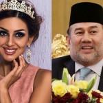 Бывший король Малайзии выгнал «Мисс Москву» из дворца со скандалом