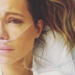 Кейт Бекинсейл в смертельном состоянии госпитализирована