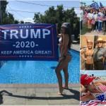 Students For Trump: студенты в бикини и с оружием агитируют за Дональда Трампа
