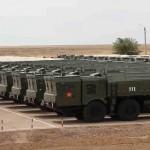 Россия развернула Искандеры против Украины