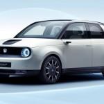 Honda впервые показала свой электромобиль