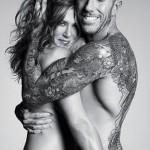 Дженнифер Энистон поучаствовала в эротичной фотосессии c новым бойфрендом