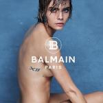 Кара Делевинь опять разделась в новой рекламе