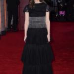 Поправившаяся Кира Найтли примерила платье от Chanel
