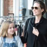 Анджелина Джоли рассказала почему она счастлива