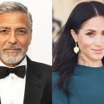 Джордж Клуни в резкой манере защитил Меган Маркл