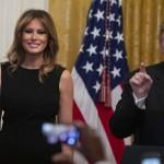 Дональд и Мелания Трамп отметили месяц афроамериканской истории