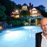 Брюс Уиллис из-за сложного положения продает второй дом (фото)