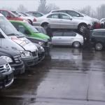 Немцы продолжают массово сдавать дизельные авто на свалки