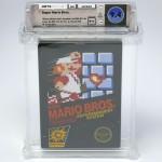 Редкий картридж игры Super Mario Bros. продали на аукционе за 100 тысяч долларов